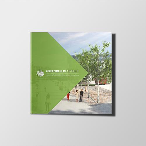 Green Build Brochure Design