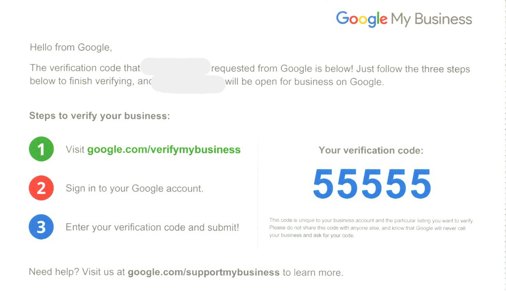 google-my-business-verification-code